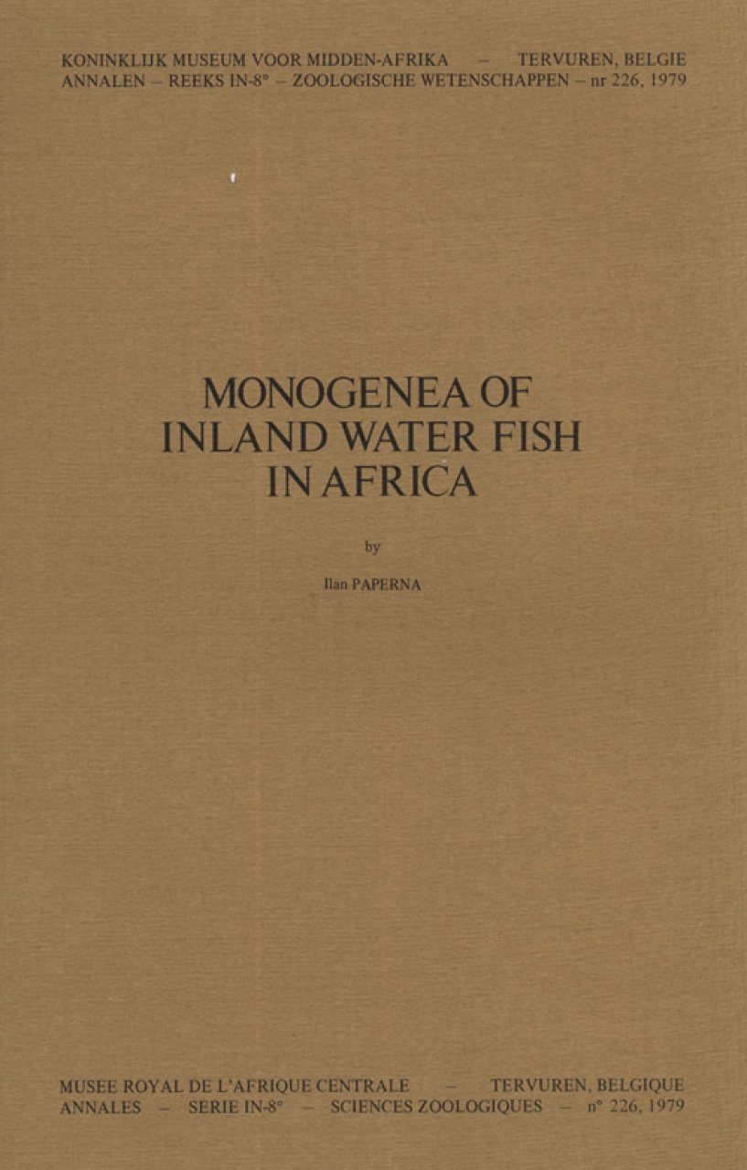 Monogenea of Inland Water Fish in Africa