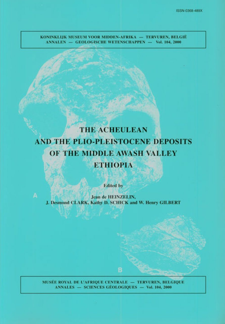 The Acheulean and the Plio-Pleistocene Deposits of the Middle Awash Valley Ethiopia