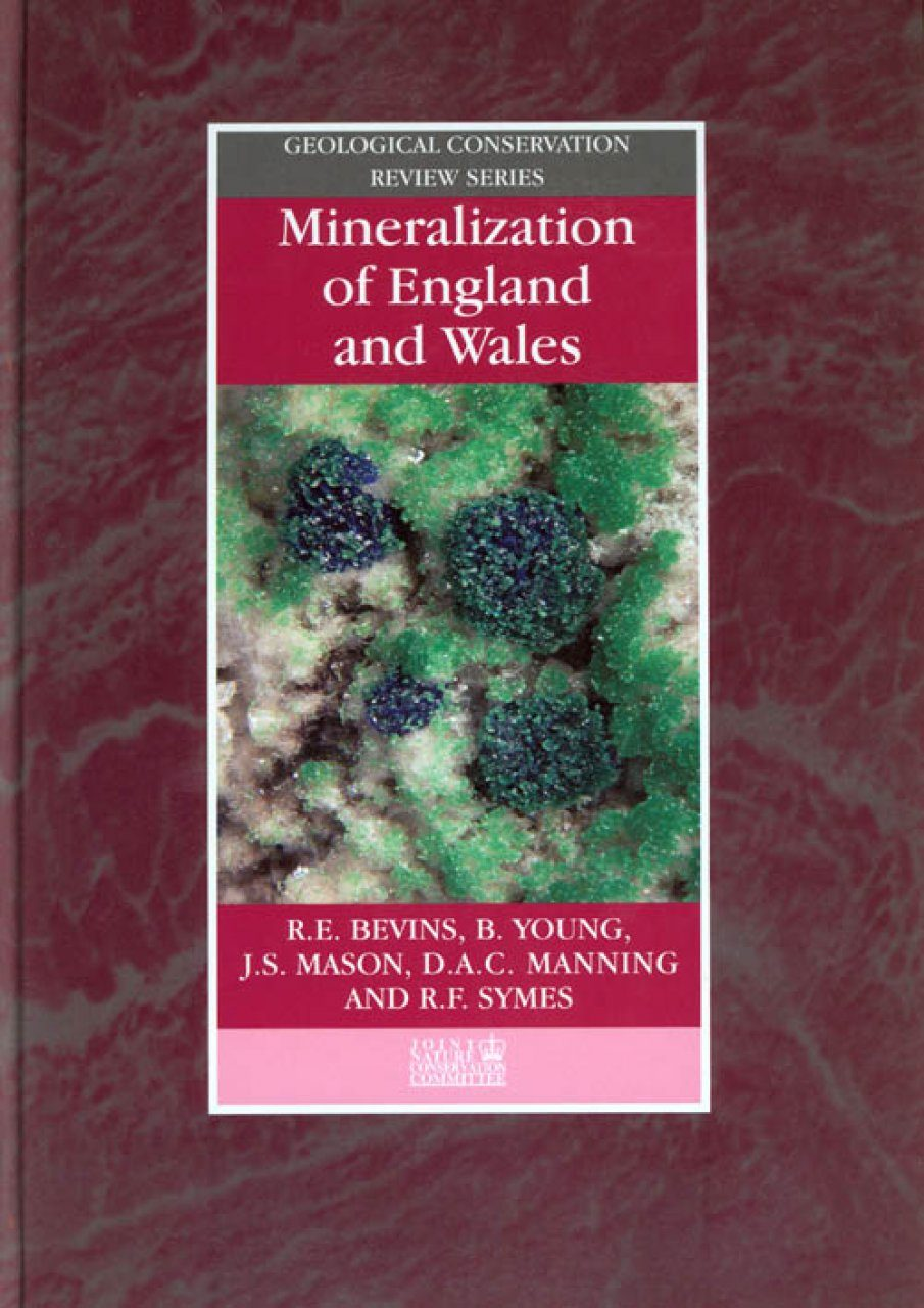 Mineralization of England and Wales