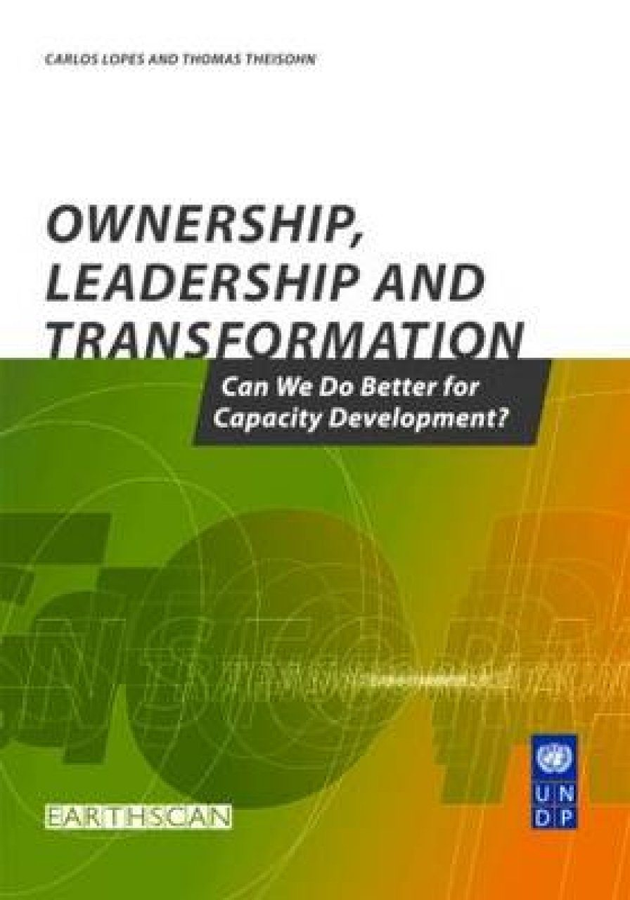 Ownership, Leadership and Transformation