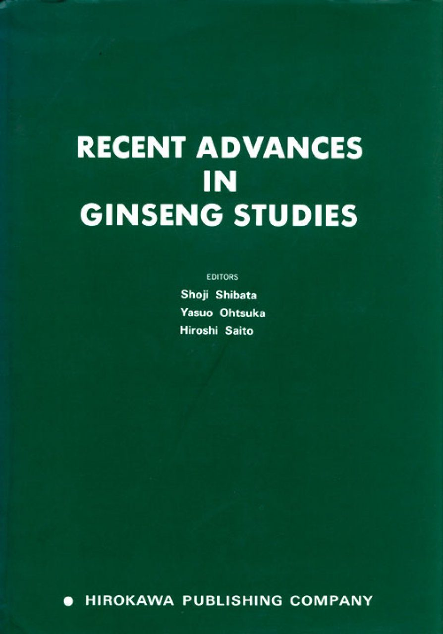 Recent Advances in Ginseng Studies