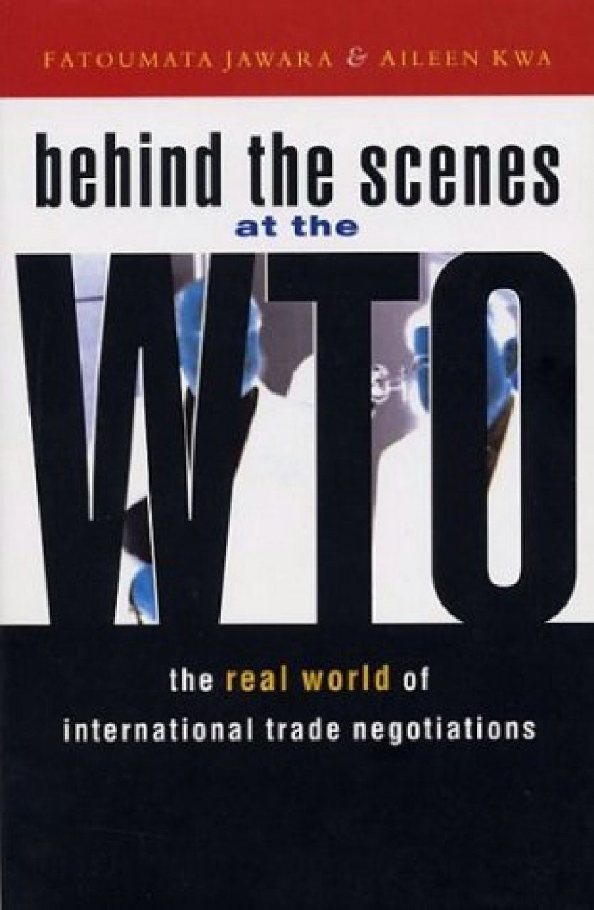 Behind the Scenes at the WTO