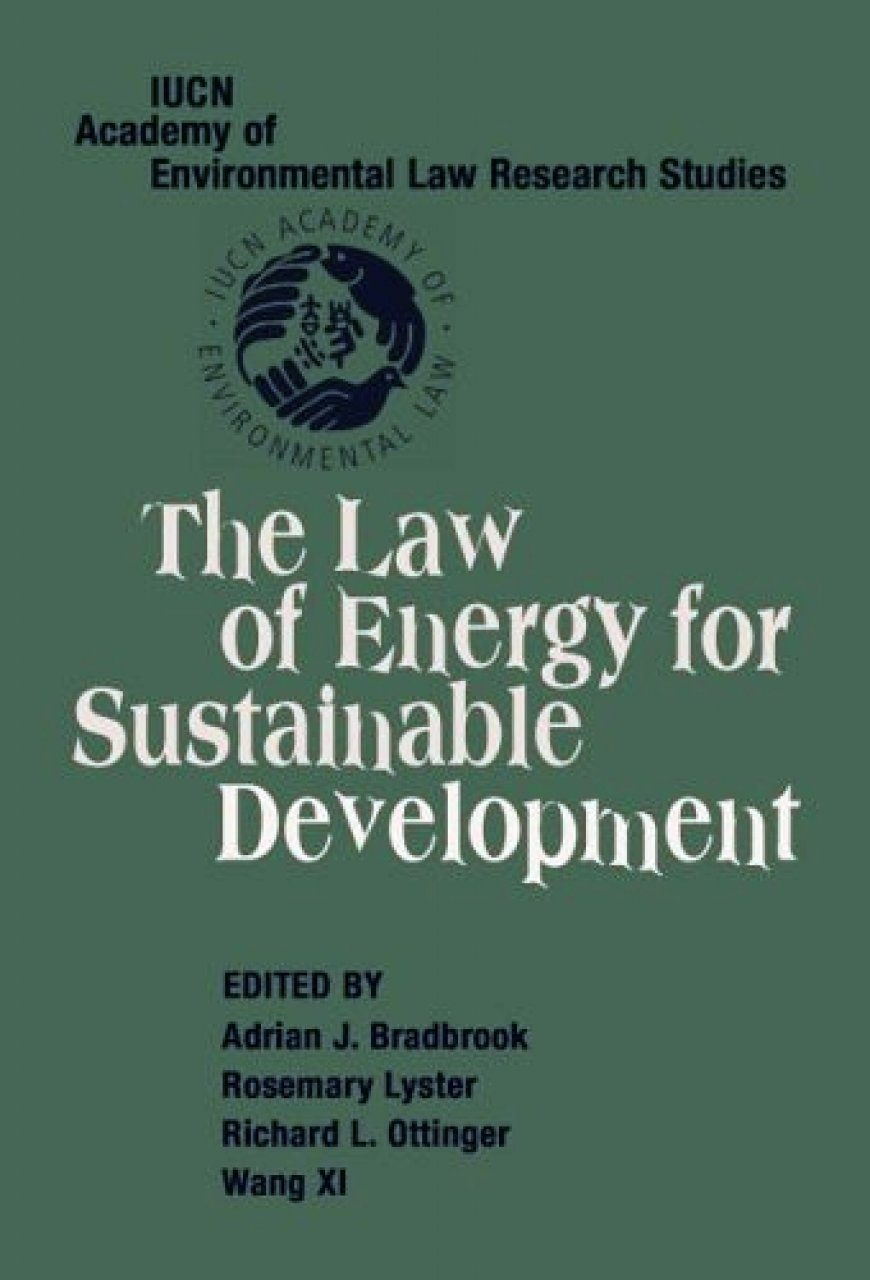 The Law of Energy for Sustainable Development