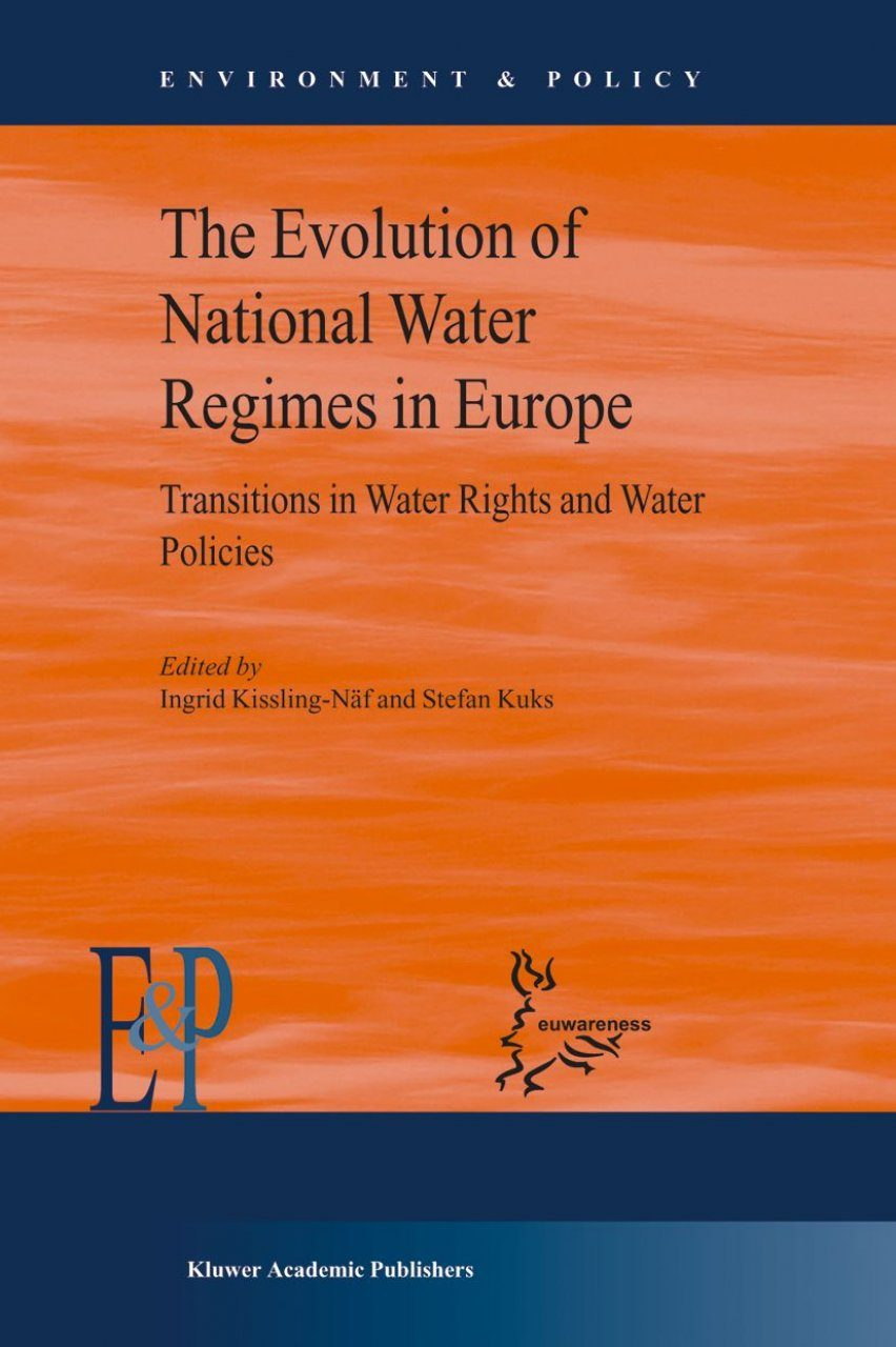 The Evolution of Natural Water Regimes in Europe