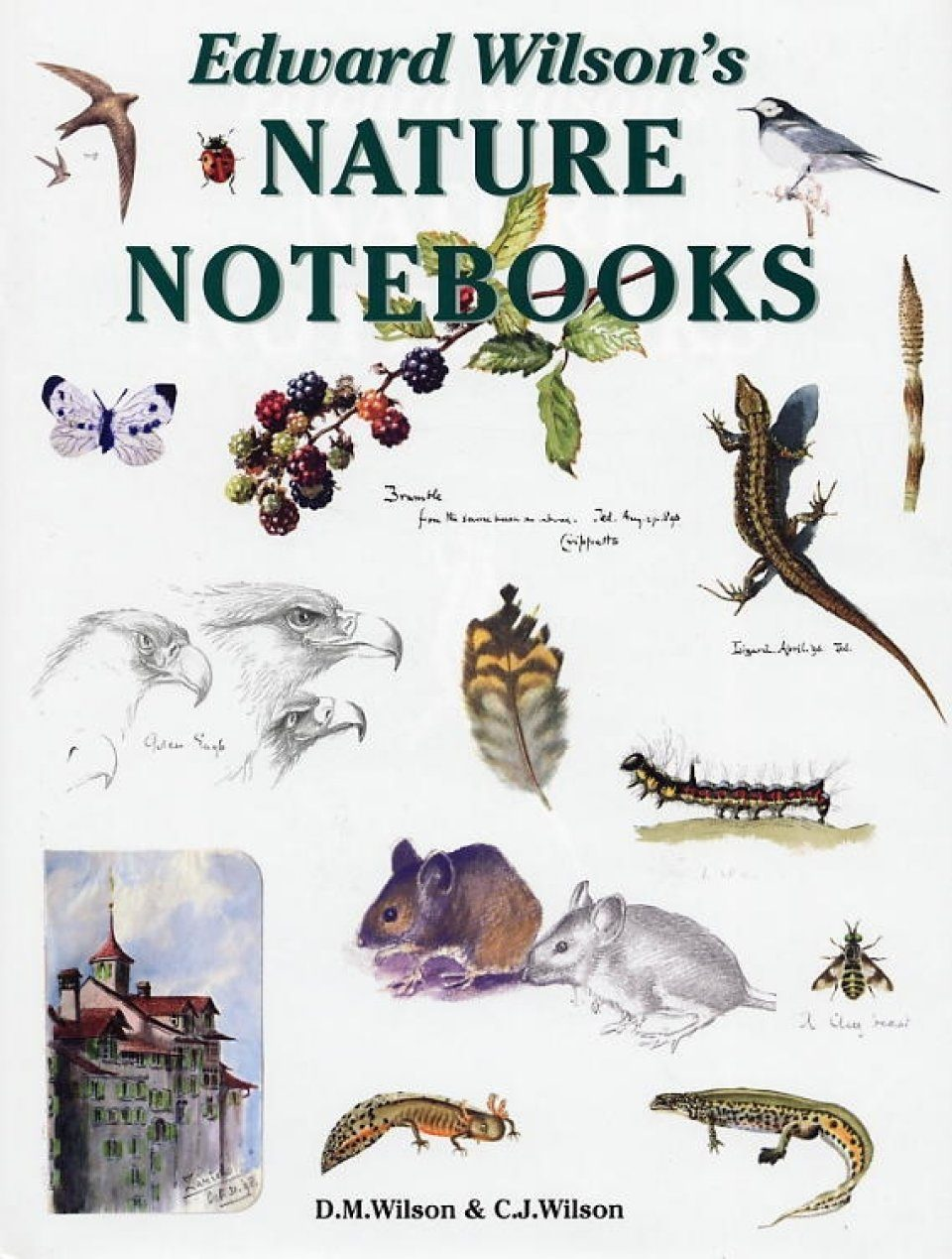 Edward Wilson's Nature Notebooks: Standard Edition