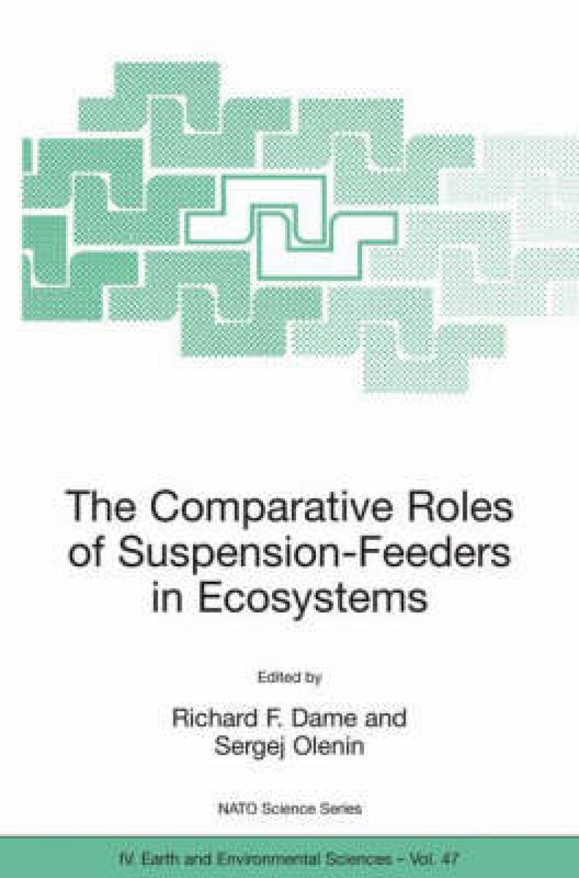The Comparative Roles of Suspension Feeders in Ecosystem