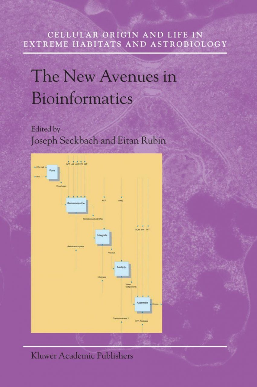 The New Avenues in Bioinformatics