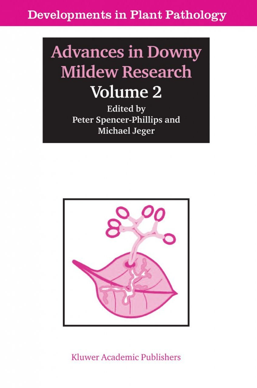 Advances in Downy Mildew Research, Volume 2