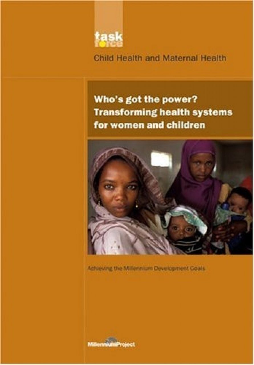 UN Millennium Development Library: Who's Got the Power?