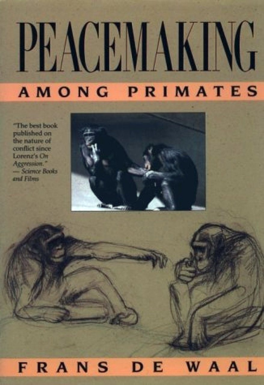 Peacemaking Among Primates