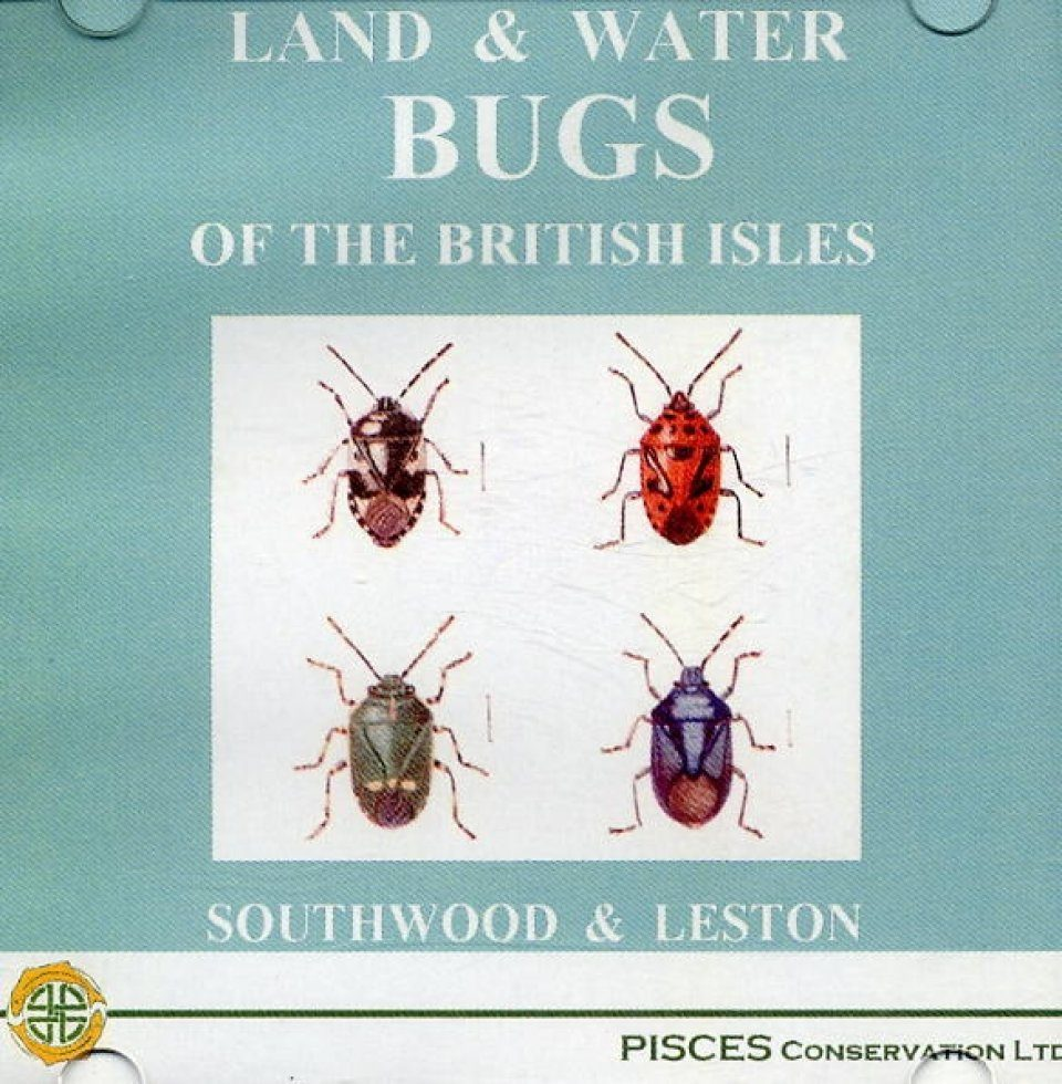 Land and Water Bugs of the British Isles