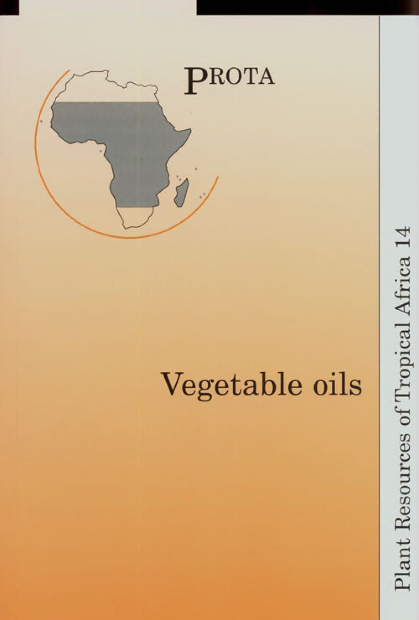 Plant Resources of Tropical Africa, Volume 14