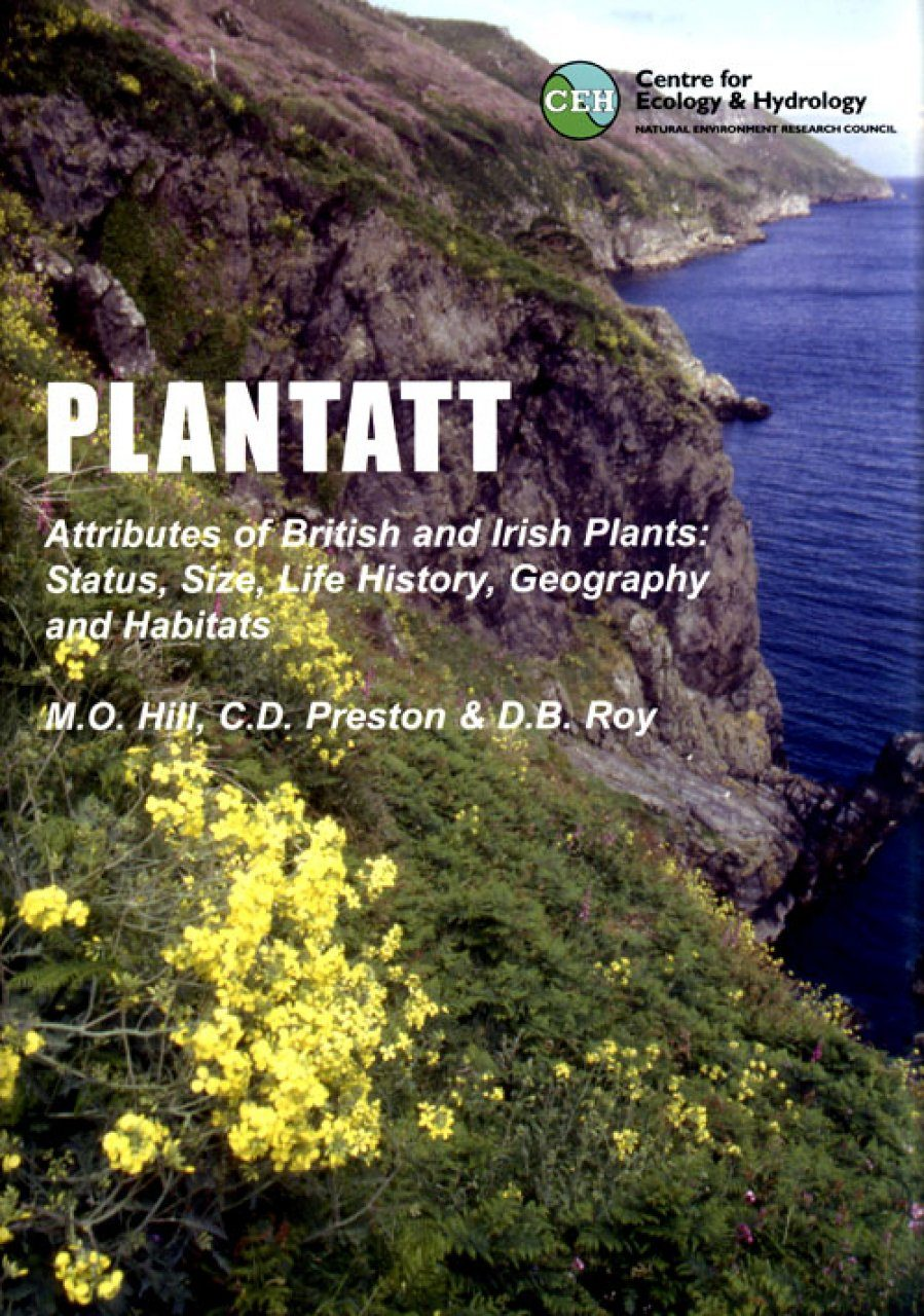 PLANTATT: Attributes of British and Irish Plants
