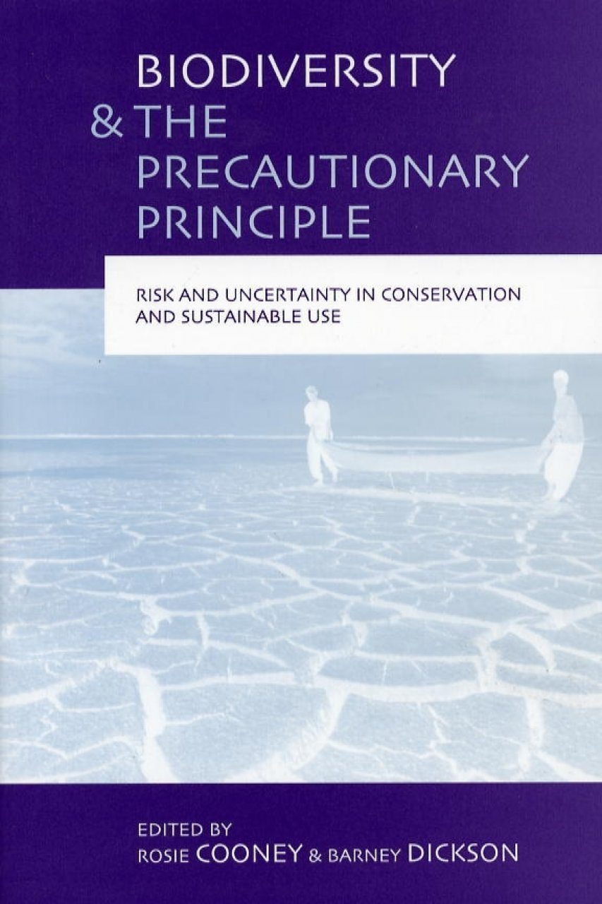 Biodiversity and the Precautionary Principle