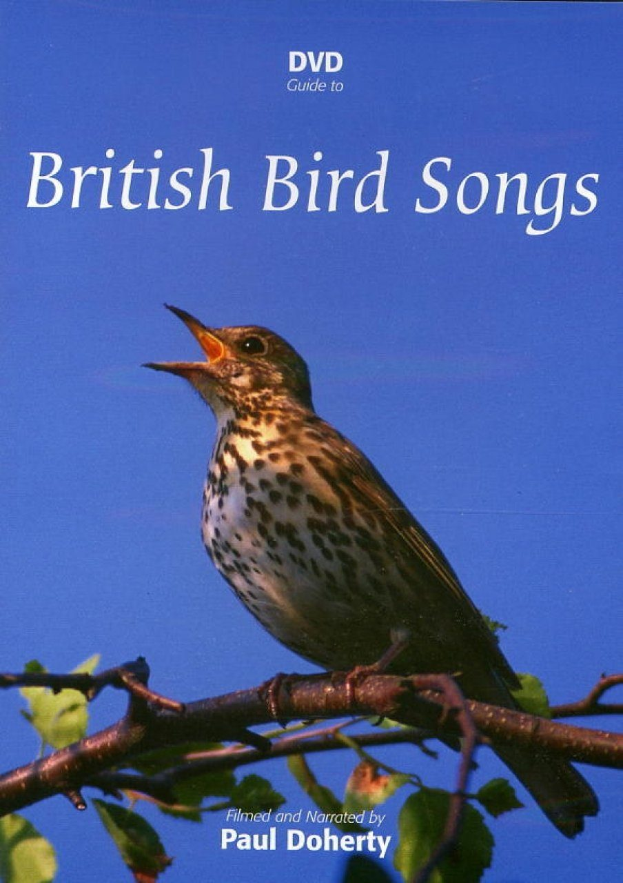 DVD Guide to British Bird Songs (All Regions)