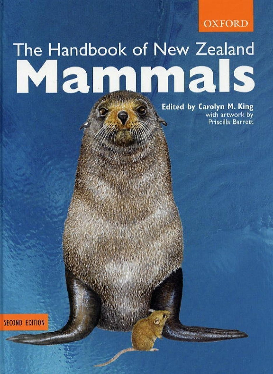 Handbook of New Zealand Mammals