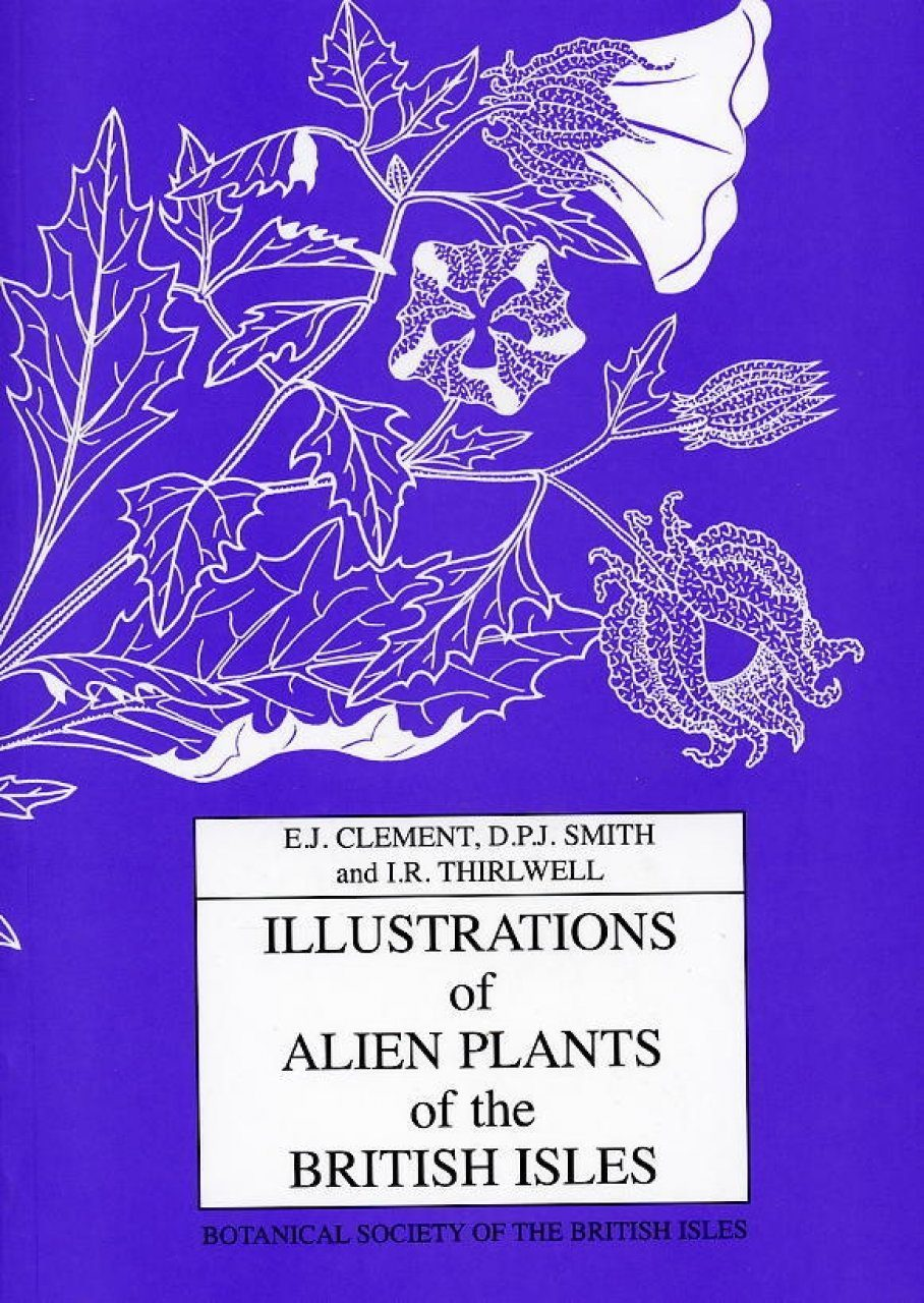 Illustrations of Alien Plants of the British Isles
