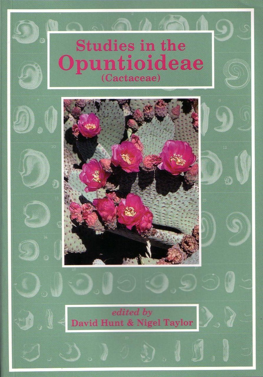 Studies in the Opuntioideae (Cactaceae)