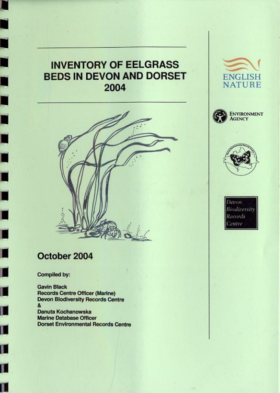 Inventory of Eelgrass Beds in Devon and Dorset 2004