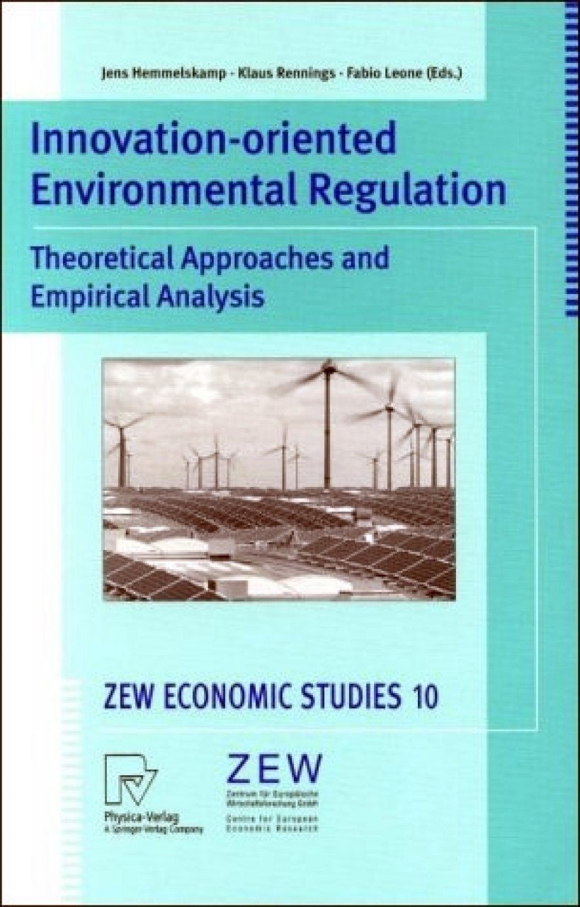 Innovation-Oriented Environmental Regulation