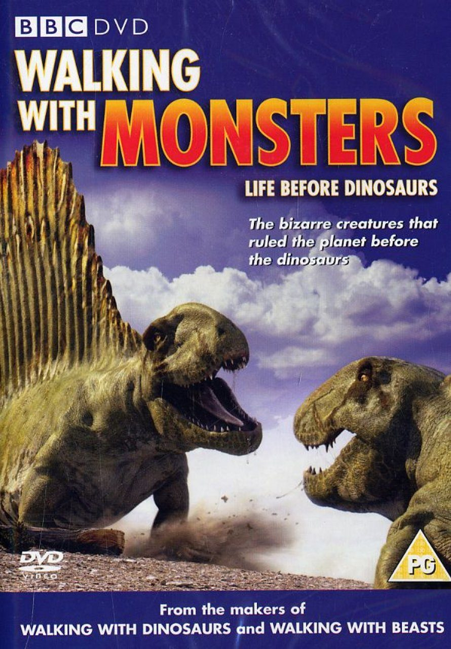Walking With Monsters - DVD (Regions 2 & 4)