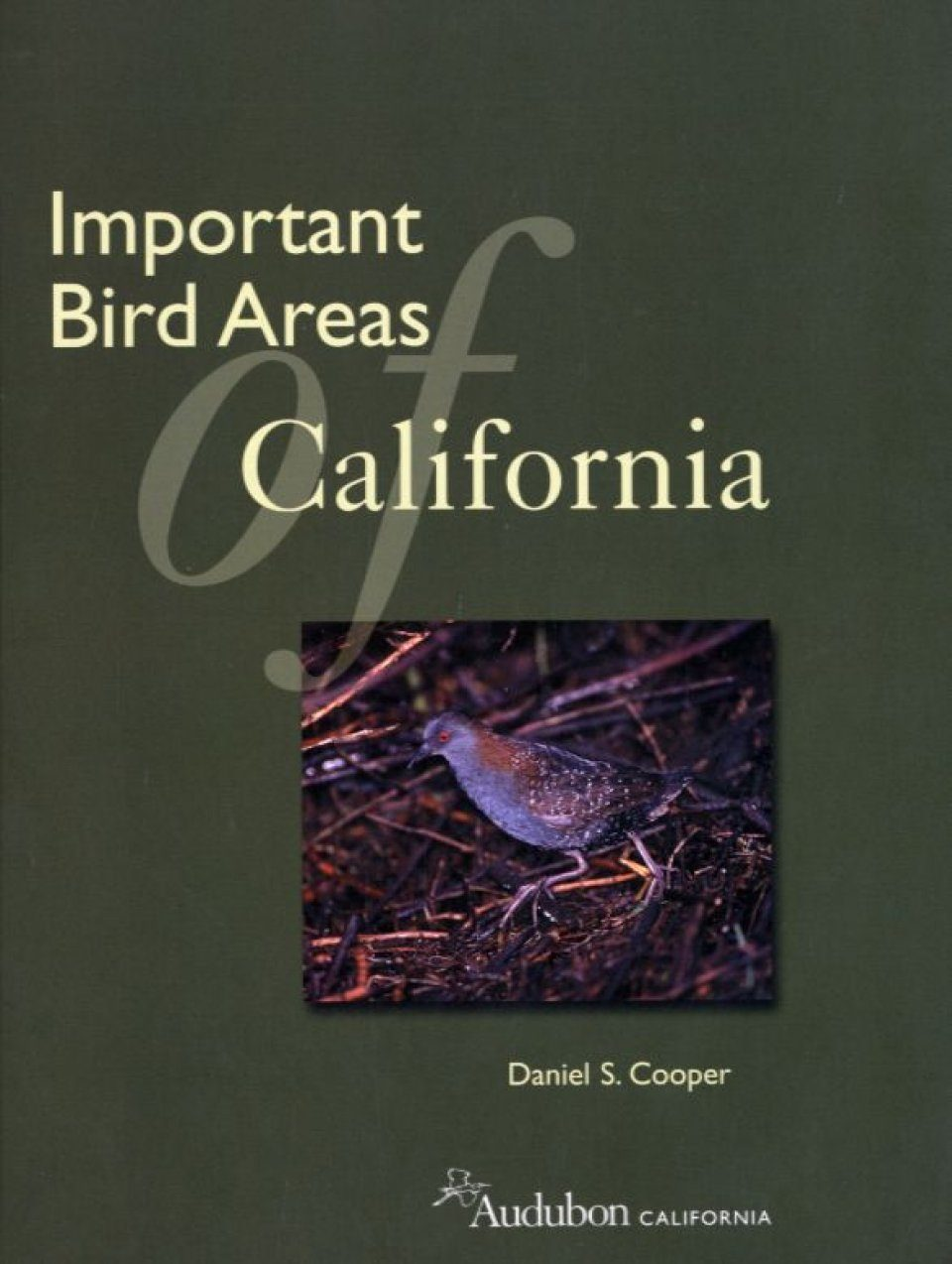 Important Bird Areas of California