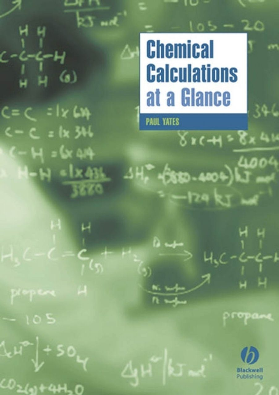 Chemical Calculations at a Glance