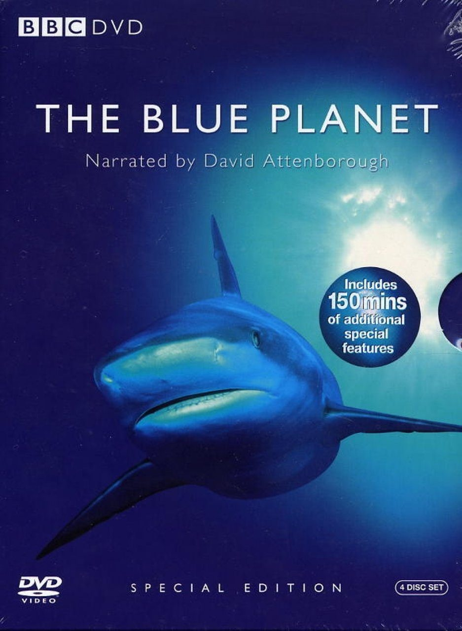 The Blue Planet Special Edition DVD (Region 2)