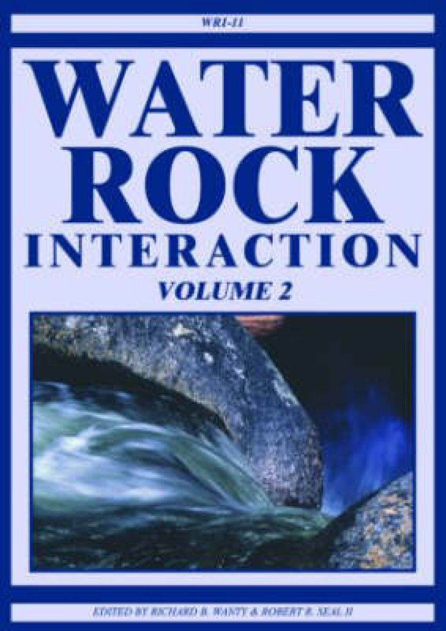 Water-Rock Interaction