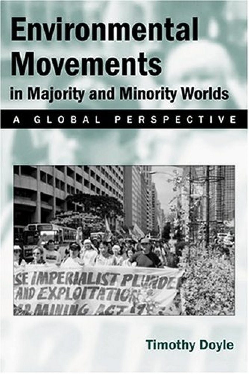 Environmental Movements in Majority and Minority Worlds