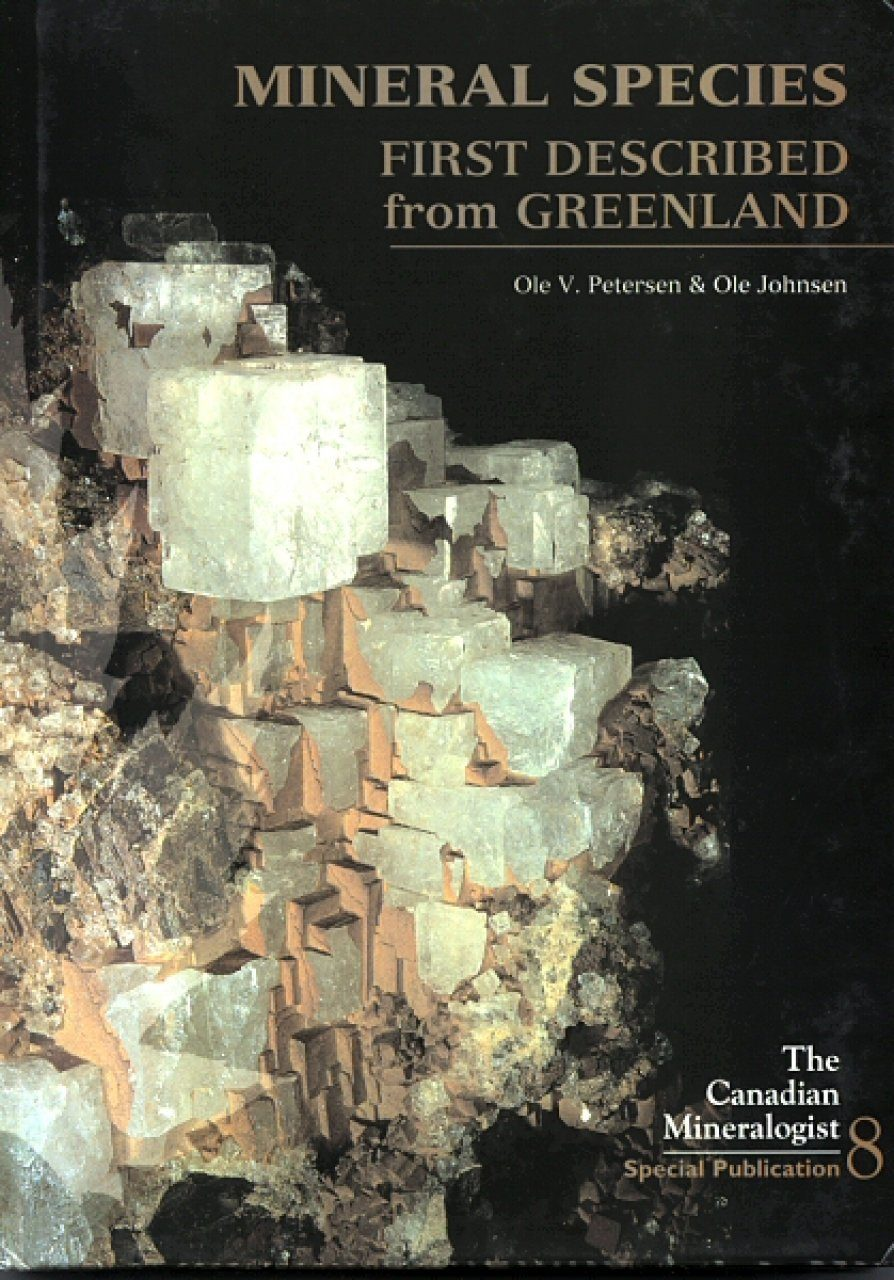 Mineral Species First Described from Greenland