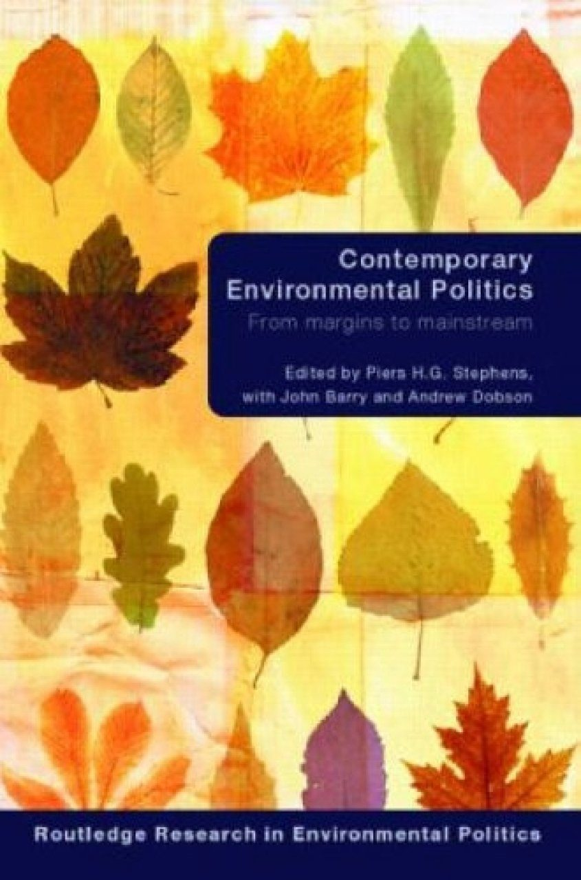 Contemporary Environmental Politics