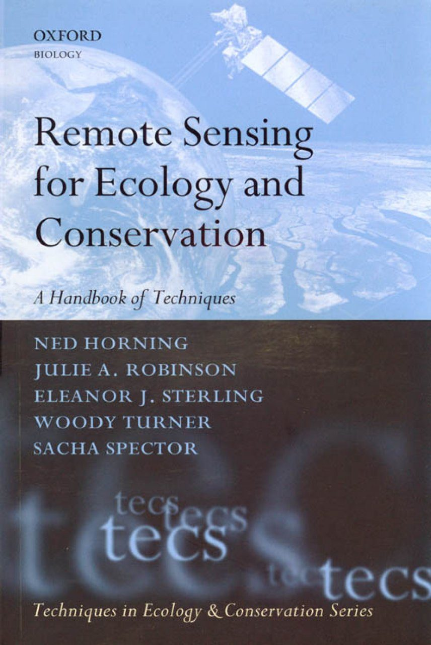 Remote Sensing for Ecology and Conservation
