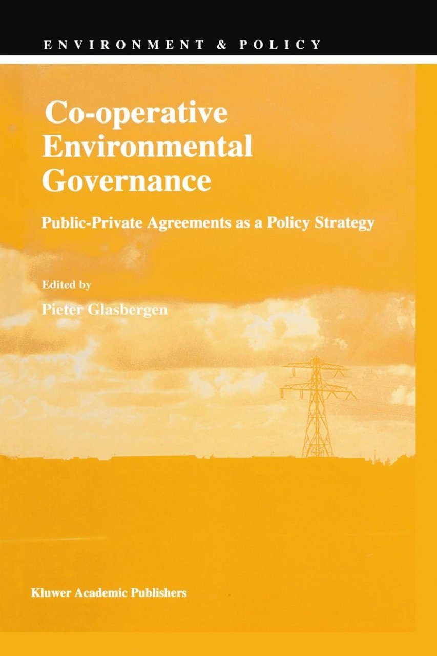 Co-operative Environmental Governance