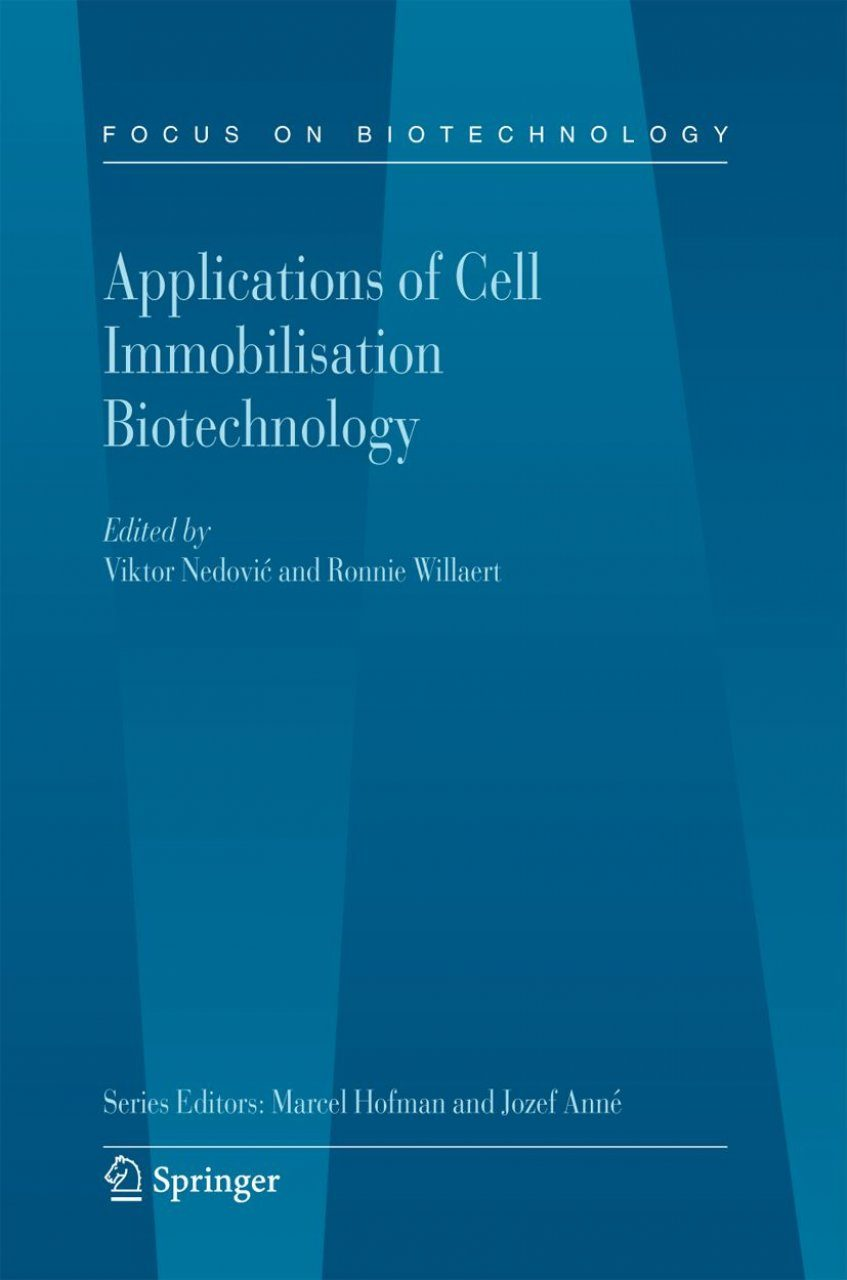 Applications of Cell Immobilisation Biotechnology