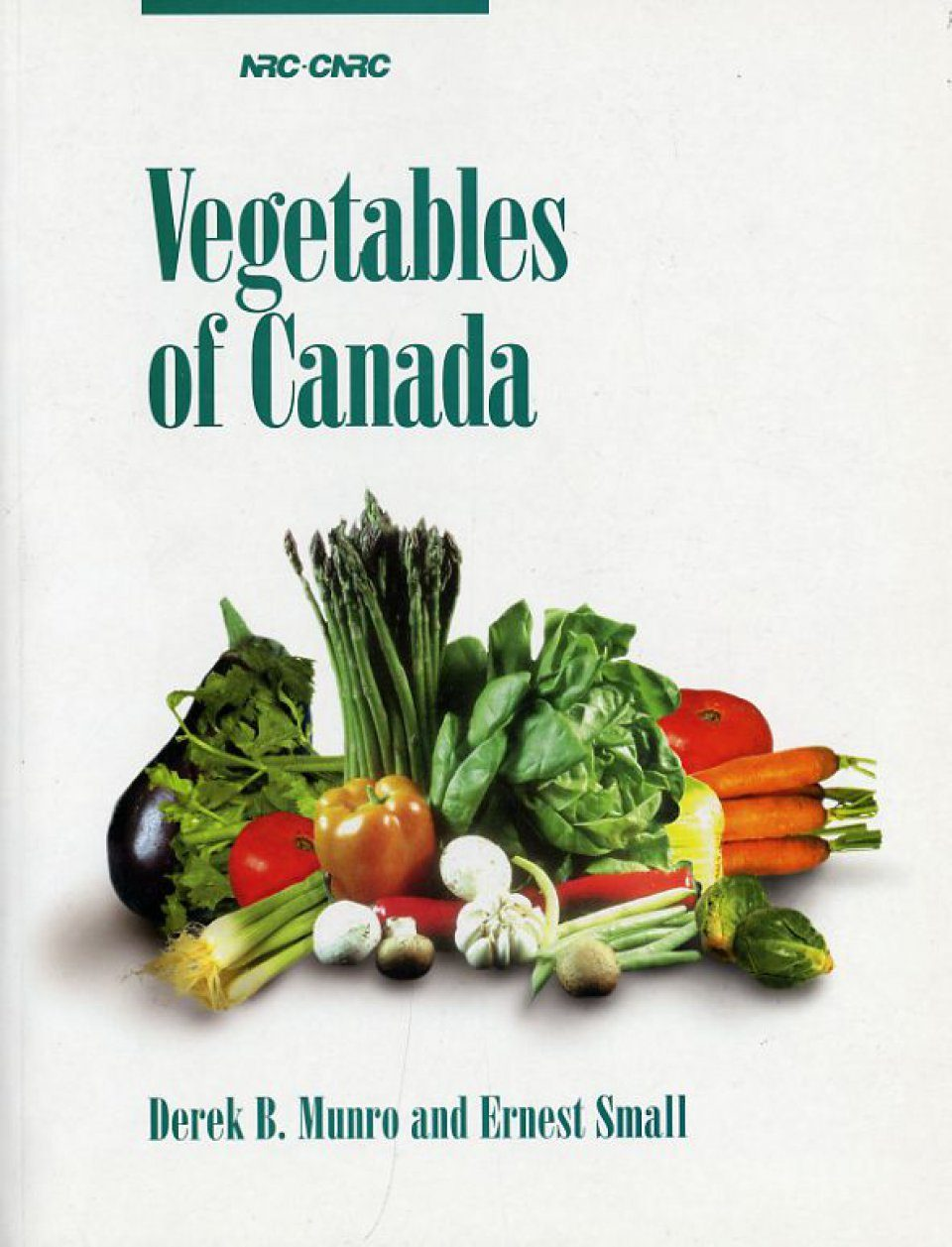 Vegetables of Canada