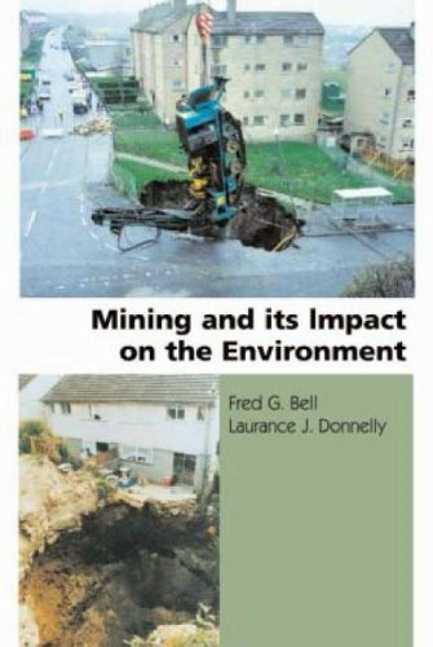 Mining and its Impact on the Environment