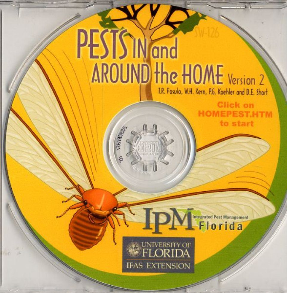 Pests in and Around the Home
