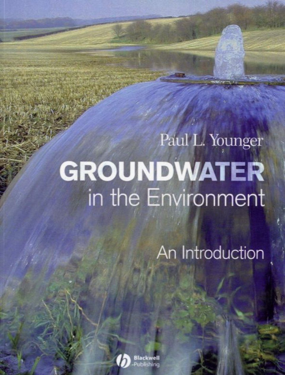 Groundwater in the Environment