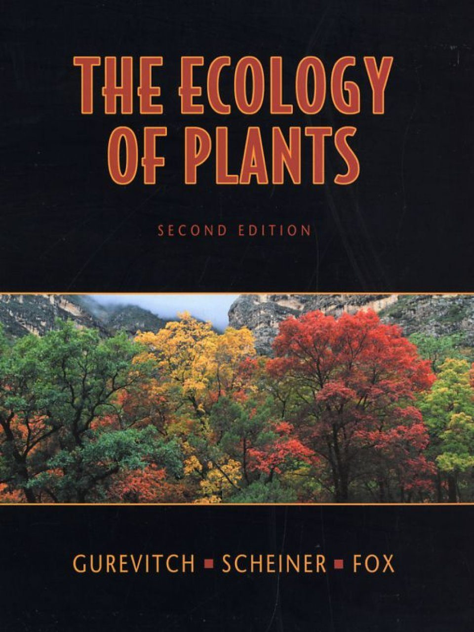 The Ecology of Plants