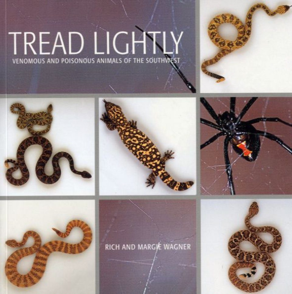 Tread Lightly: Venomous and Poisonous Animals of the Southwest