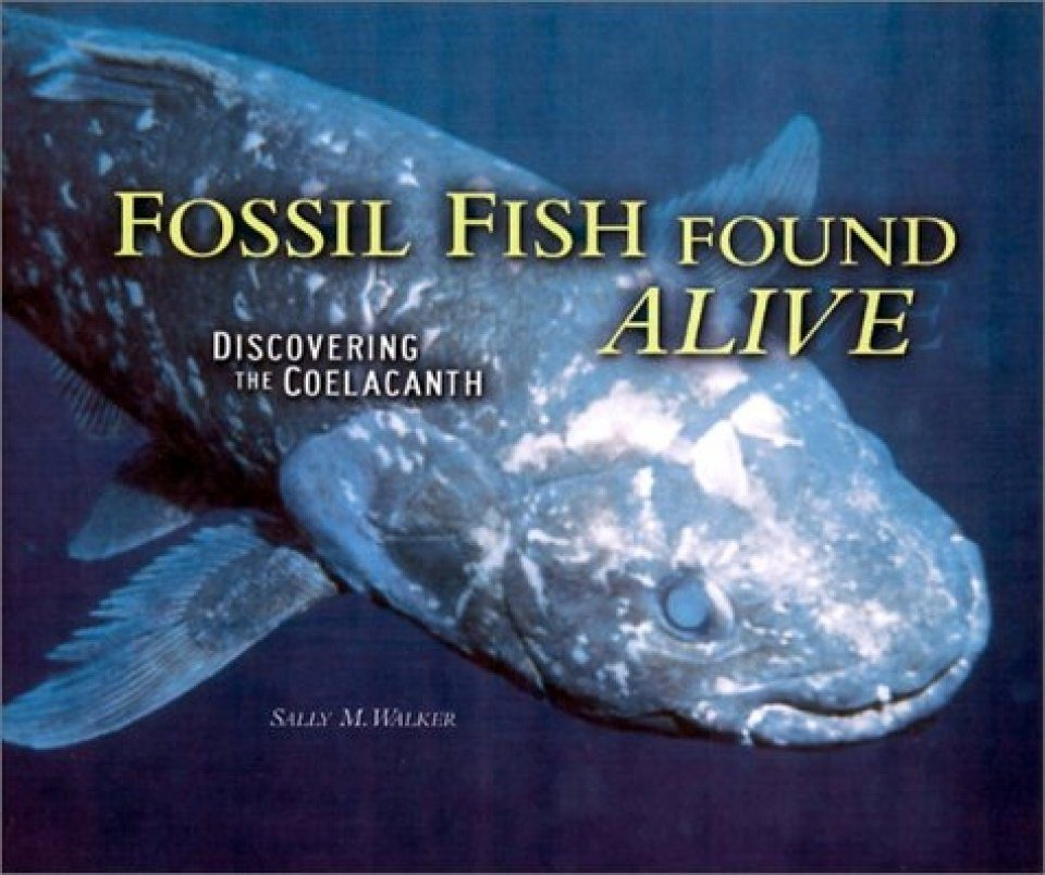 Fossil Fish Found Alive