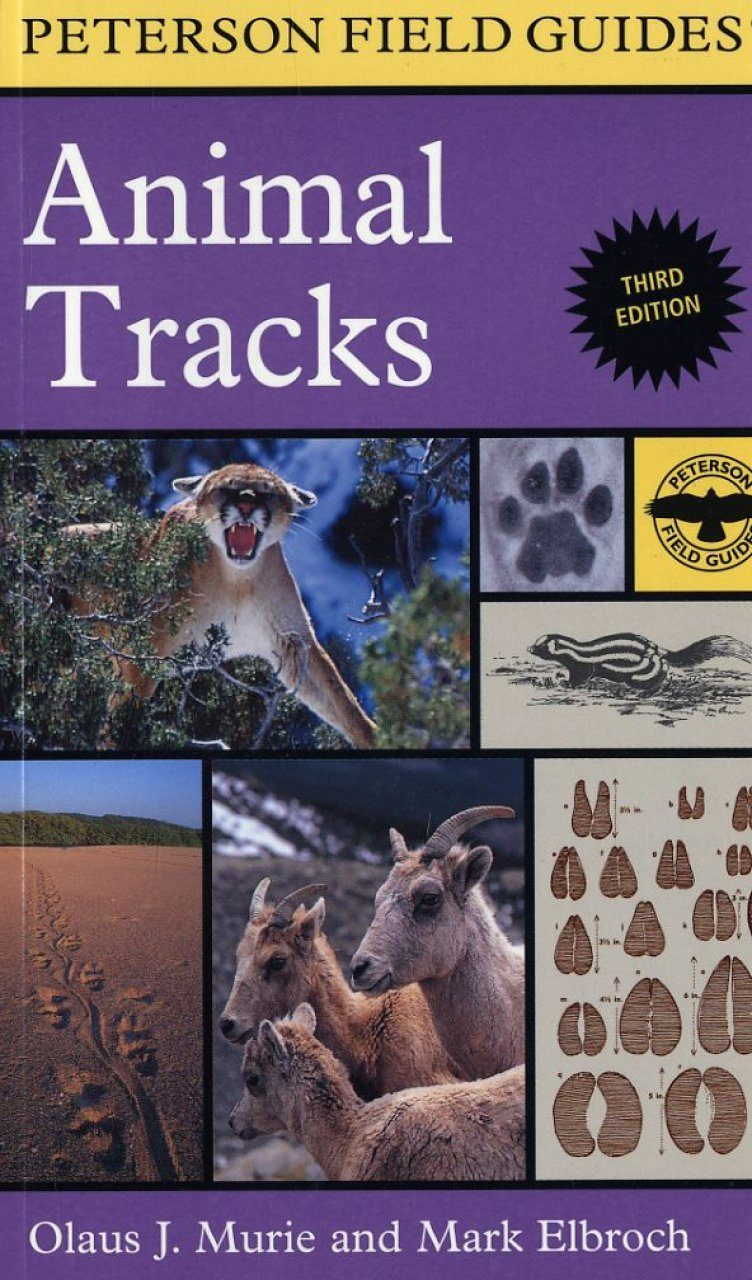 Peterson Field Guide to Animal Tracks