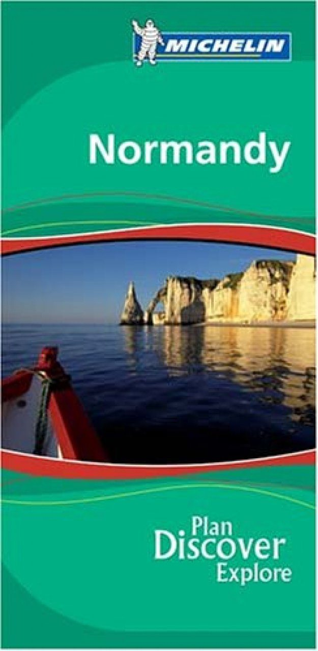 Michelin Green Guides: Normandy