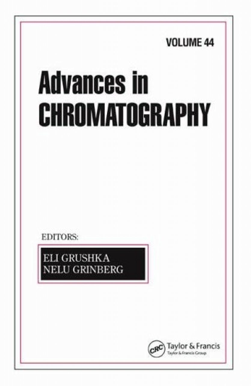 Advances in Chromatography, Volume 44