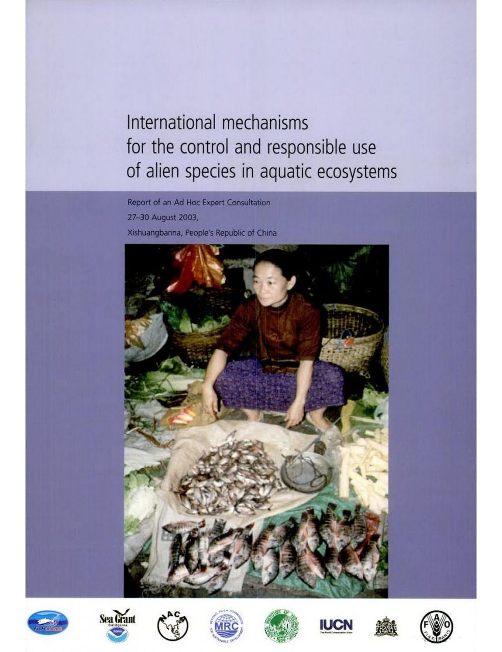 International Mechanisms for the Control and Responsible Use of Alien Species in Aquatic Ecosystems