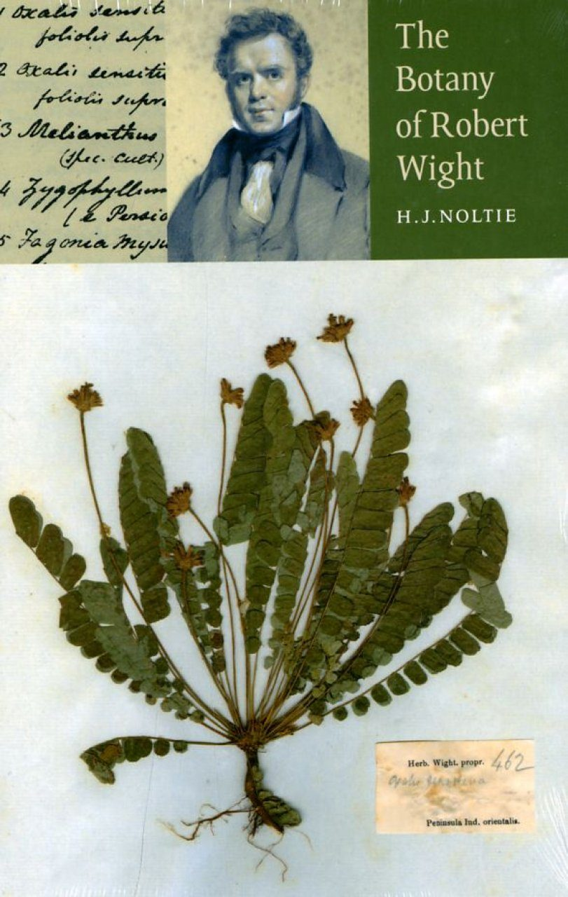 The Botany of Robert Wight