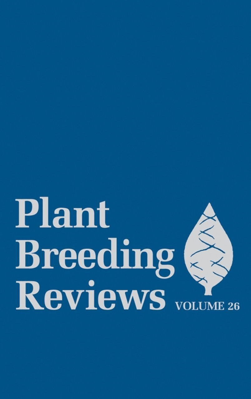 Plant Breeding Reviews, Volume 26