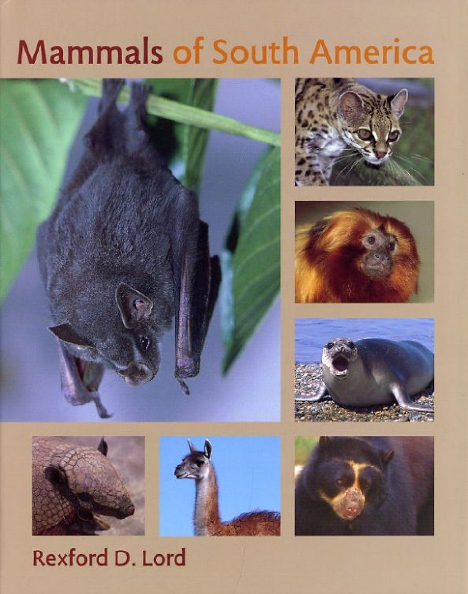 Mammals of South America
