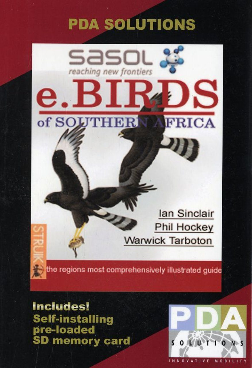 eBirds of Southern Africa (For Pocket PC)